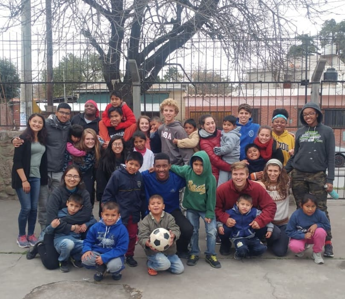 The Experiment in Argentina: Community Service