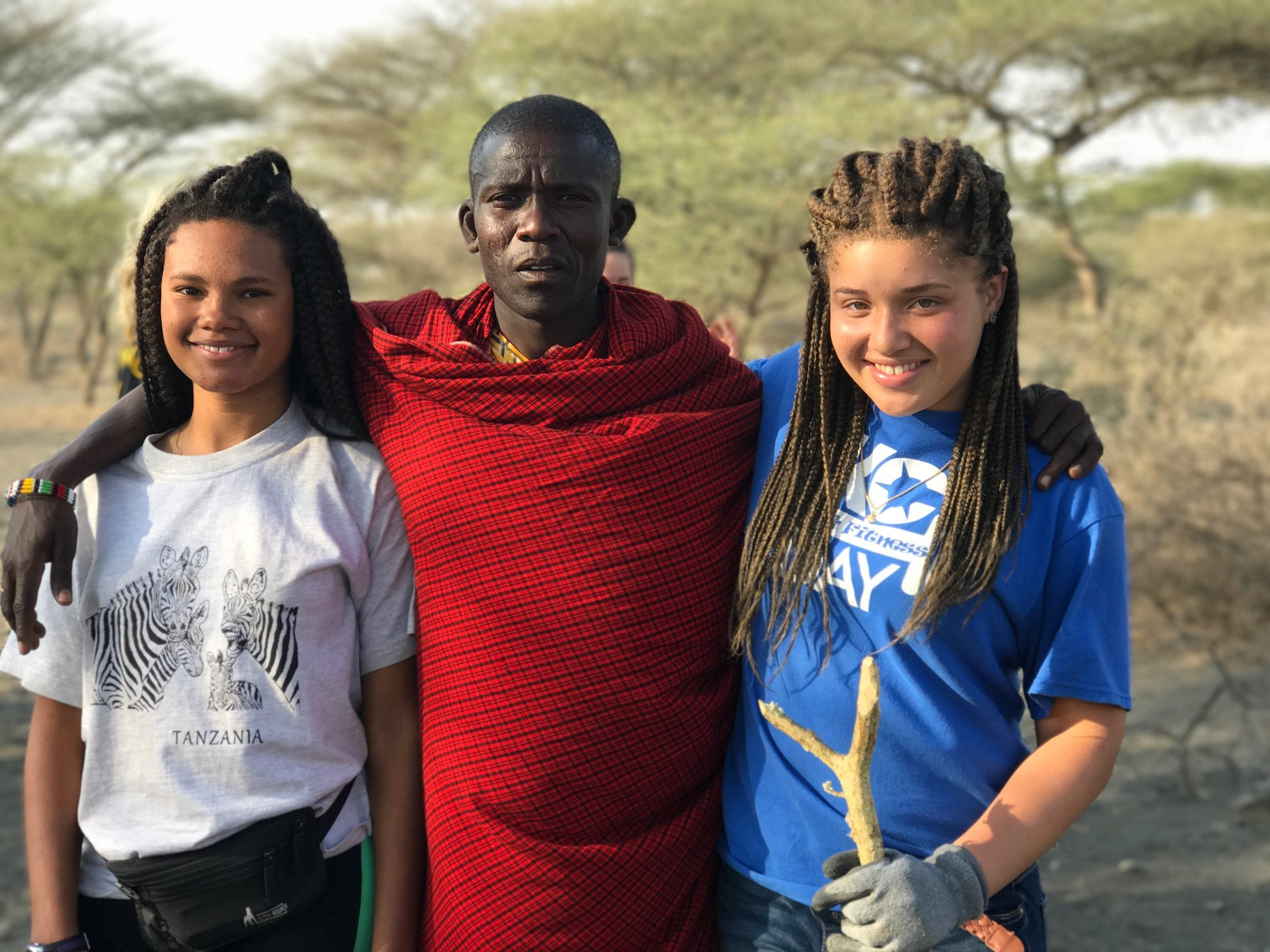 The Experiment in Tanzania: Homestay with the Maasai