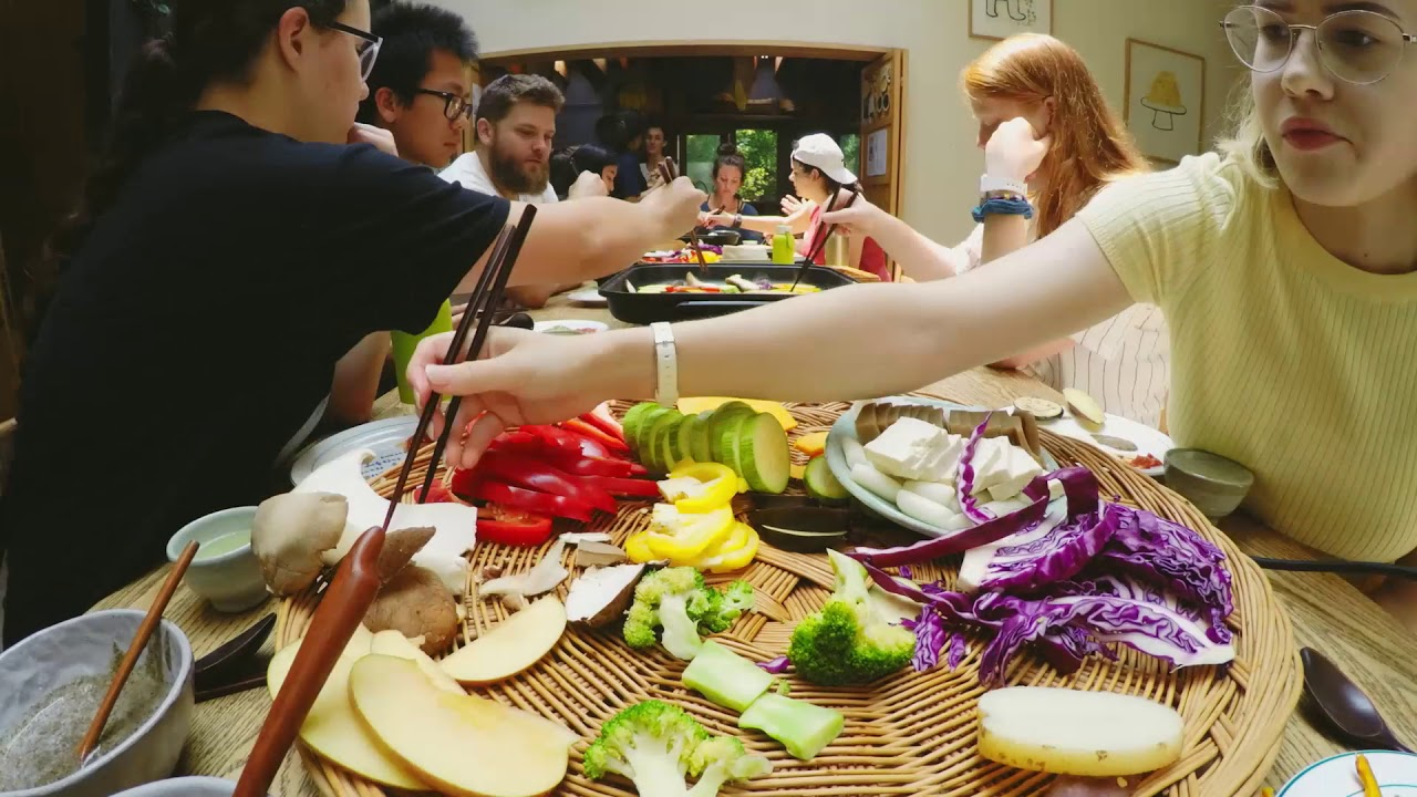 The Experiment in South Korea: Local Eats